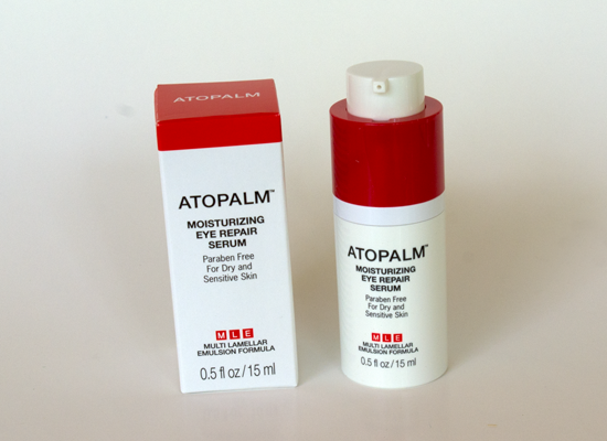 memebox global #10 - atopalm moisturizing eye repair serum
