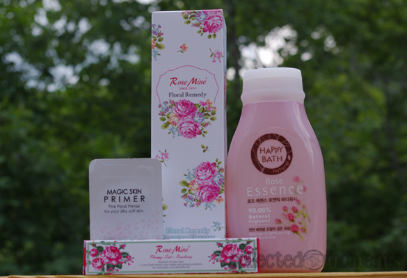 Memebox Scentbox Rose