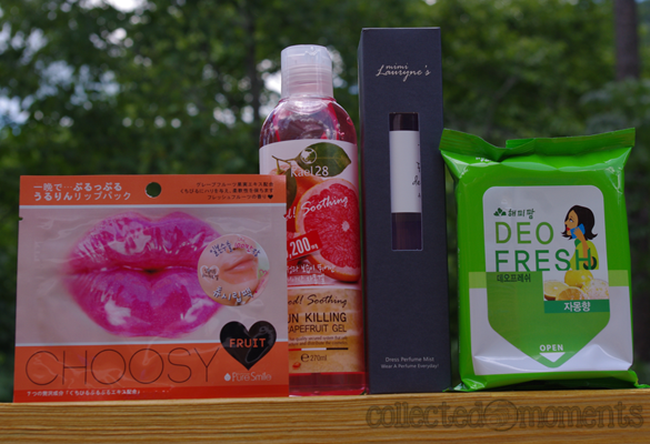 Memebox Scentbox Grapefruit