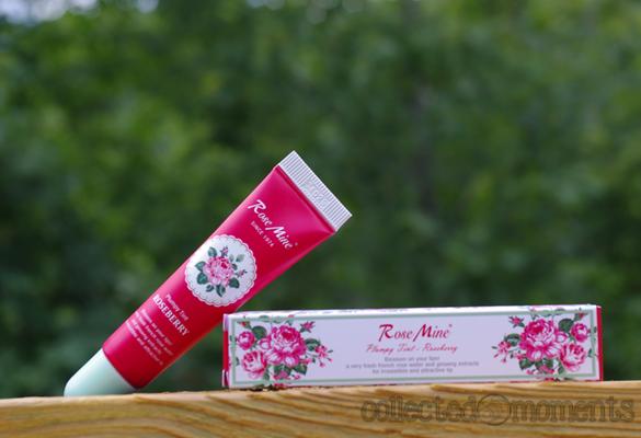 Evas Rosemine Plumpy Tint: 01 Roseberry