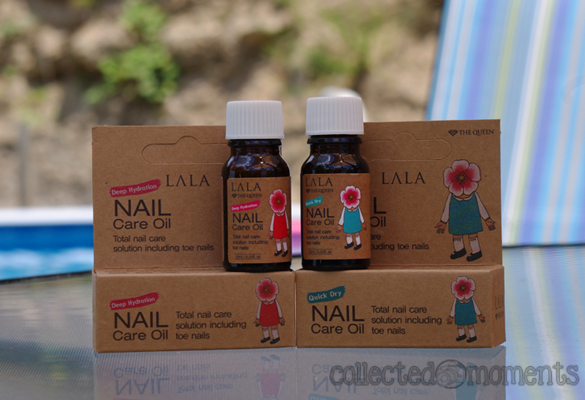 Lala Nail Care Oil