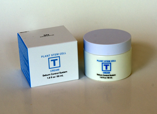memebox from nature - sn-t plant stem cell cream