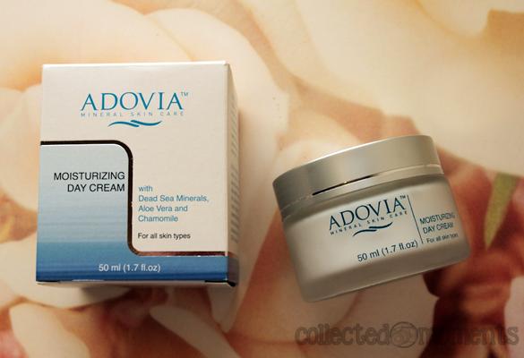 Adovia Mineral Skin Care Moisturizer