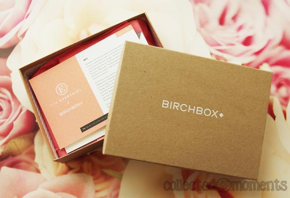 birchbox: august 2014