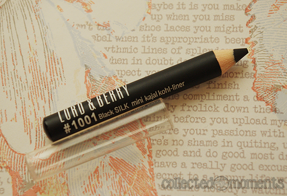 Lord & Berry Black Silk Kohl Liner