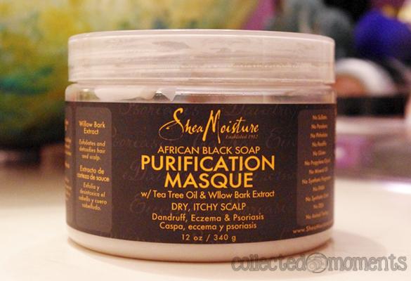 Shea Moisture African Black Soap Hair Masque