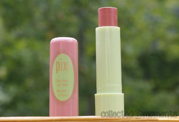 Pixi Shea Butter Lip Balm in Honey Nectar
