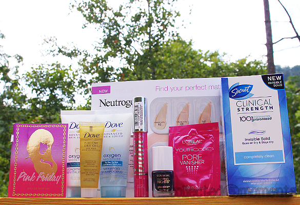 Walmart Beauty Box - Fall 2014
