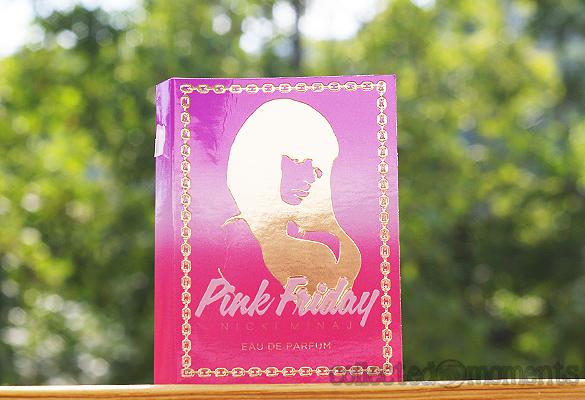 Nicki Minaj Pink Friday sample