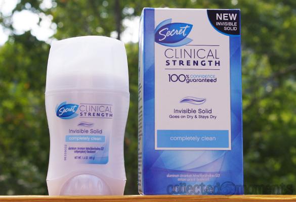 Secret Clinical Strength