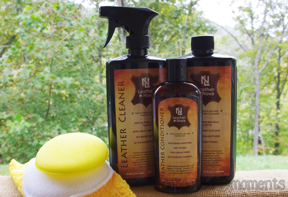 LeatherNova Leather Cleaners and Conditioners