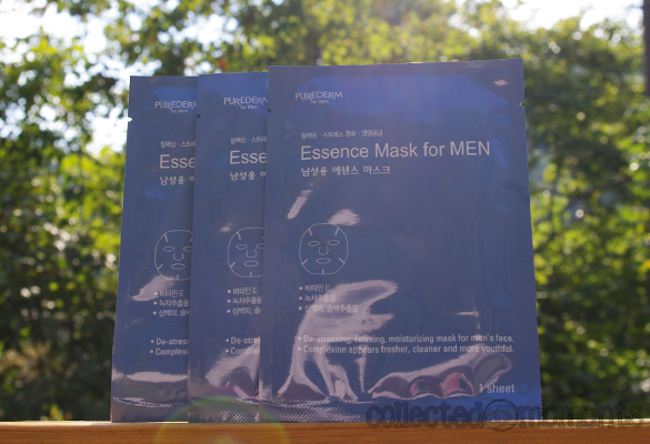 PureDerm by Men Essence Mask for Men