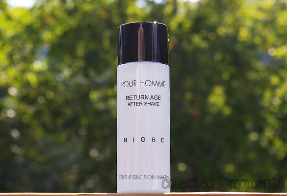 Niobe Pour Homme Return Age After Shave