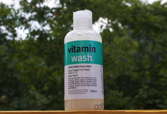 Evas Vitamin Body Wash
