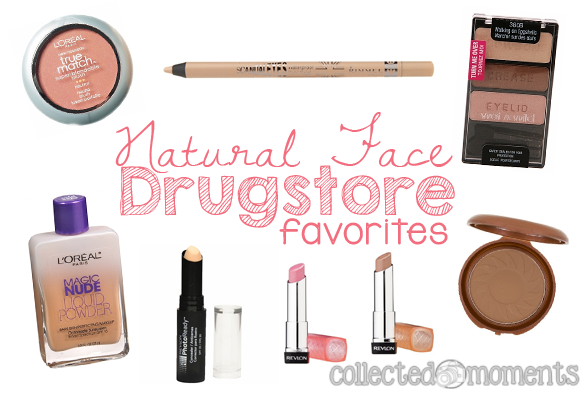 Natural Face Drugstore Favorites