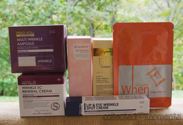 Memebox: Superbox #50 - Anti-Aging #3