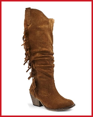 SimplyBe: Legroom Fringe Boot