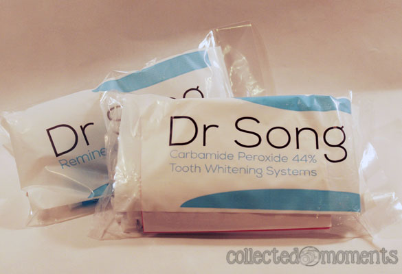 Dr Song Professional Teeth Whitening Kit