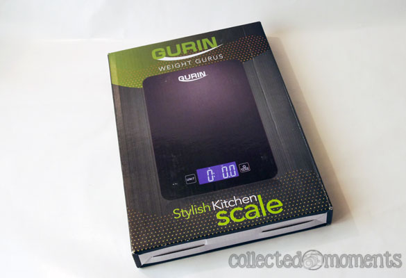 Gurin Touch Professional Digital Kitchen Scale