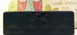 Liztek Ultra-Portable Wireless Bluetooth Speaker