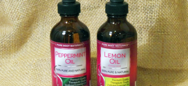 Pure Body Naturals Essential Oils - Lemon & Peppermint