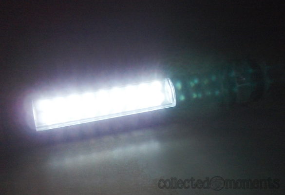 AYL 3-in-1 LED Flashlight