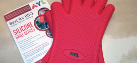 AYL Silicone Gloves Set