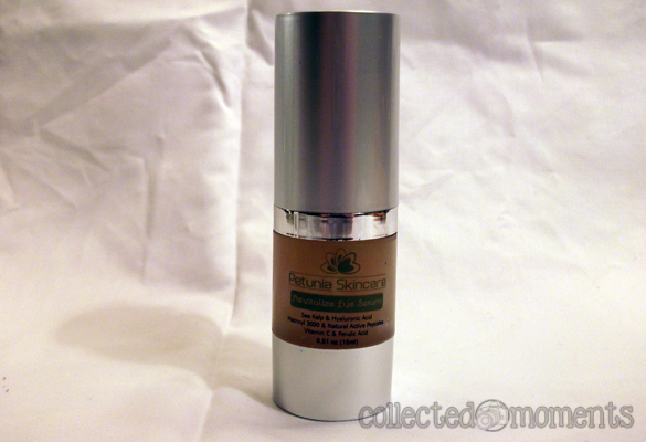 Petunia Revitalize Eye Serum