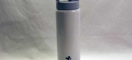 Francois et Mimi Stainless Steel Sports Water Bottle