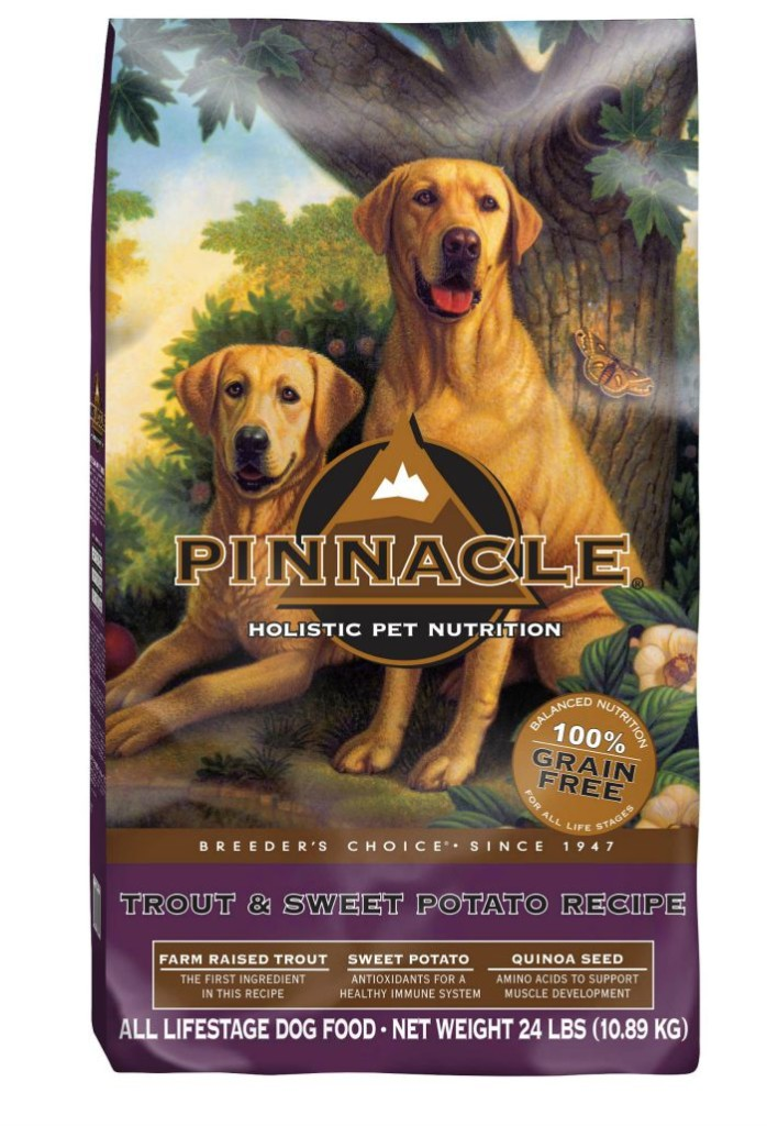 Pinnacle-Dog-Food