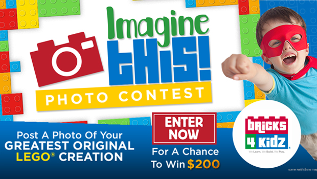 Bricks 4 Kidz Imagine This Contest