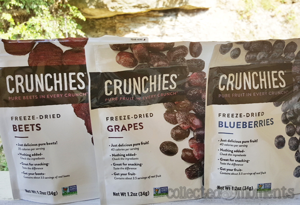 Crunchies Freeze Dried Fruit