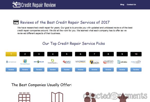 credit repair review